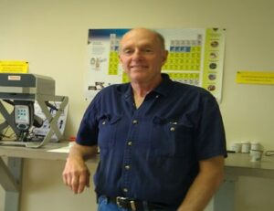 Don-Belisle-working-in-precious-metals-lab